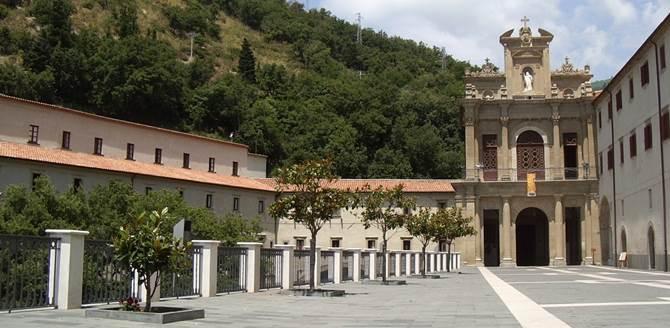 Il Santuario di San Francesco