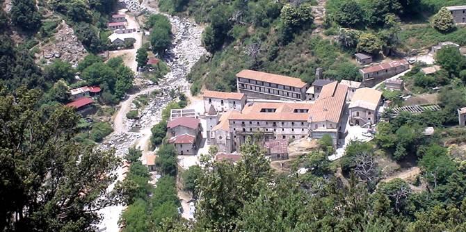 Il Santuario di Polsi