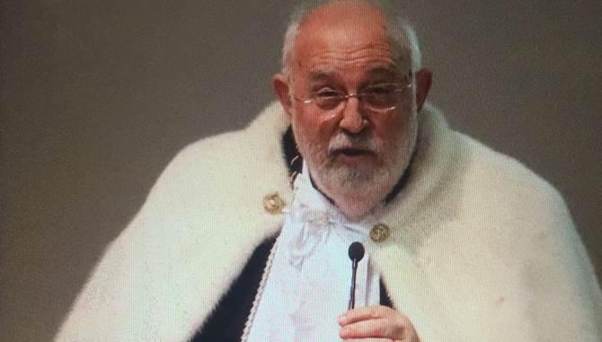 Unical, il rettore Gino Mirocle Crisci