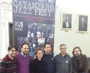 Via al Catanzaro Jazz Fest
