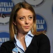 Verso le elezioni, Giorgia Meloni a Lamezia Terme