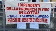 Vibo e Crotone, due province in protesta