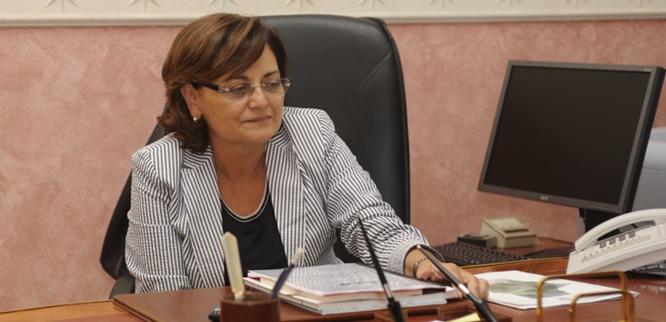 Il Prefetto di Catanzaro Luisa Latella
