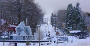 Neve in Calabria: a Gambarie si scia, a Camigliatello no