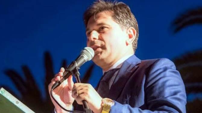 Il consigliere regionale Pedà