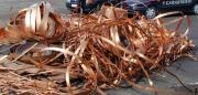 Tenta di rubare cavi di rame da una cabina Enel, muore folgorato