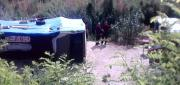 Cosenza, al via lo sgombero del campo rom VIDEO
