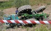 Lamezia, uomo cade dal trattore e muore
