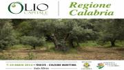 La Regione presente a ''Olio Capitale''