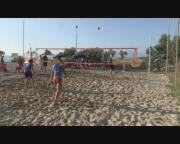 BEACH VOLLEY: TRIONFO PIZZITANO