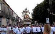 L'INCHINO DI OPPIDO, IL VESCOVO SOSPENDE LE PROCESSIONI DELLA DIOCESI
