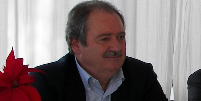 Il sindaco Gennaro Licursi