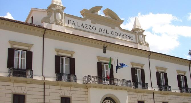 Sede della Provincia di Cosenza
