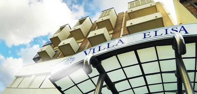 La clinica Villa Elisa