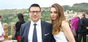 Oggi sposi Nuccio Caffo e Anna Prete