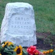 G8, il Coisp in piazza anche a Catanzaro per chiedere la rimozione del monumento a Giuliani