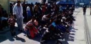 Giovane eritrea tenta la fuga da casa-famiglia ma cade da un muro