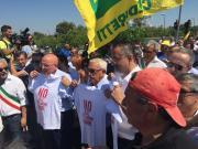 No alle trivellazioni: Oliverio con Pittella ed Emiliano a Policoro FOTOGALLERY