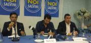 Salvini contestato anche a Catanzaro