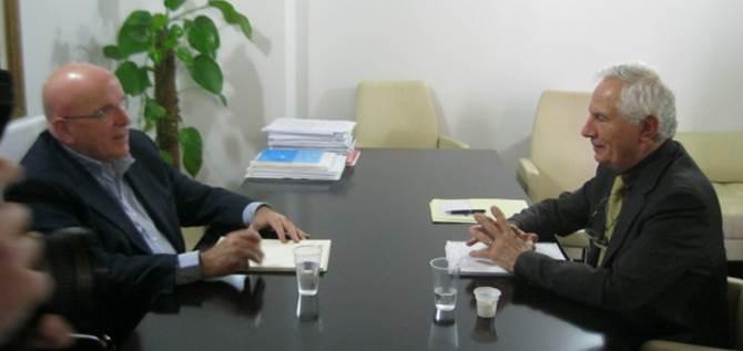 Mario Oliverio e Massimo Scura
