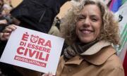Unioni civili, Monica Cirinnà a Reggio: 'Non esisterà l'obiezione di coscienza'