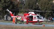 Incidente nell'impianto Sorical di Lamezia,  ferito un operaio