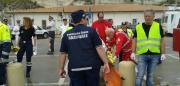 'Ammaraggio', prove di soccorso