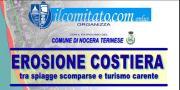 Erosione Costiera: il 17 maggio convegno a Nocera T. con De Gaetano, Scalzo e il geologo Carlo Tansi del CNR