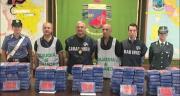 Traffico di droga gestito dalla 'ndrangheta in Toscana: dieci arresti (NOMI)