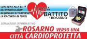 Rosarno verso una città cardioprotetta: il seminario il 15 marzo