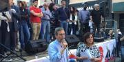 Cosenza, Formisani chiude la campagna elettorale