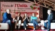 La Boschi a Reggio tra nervosismo e assenze pesanti