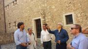 A Cerisano un pomeriggio con Vittorio Sgarbi
