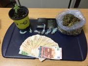 Droga in auto e in casa, arrestato incensurato di Cessaniti