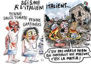 Charlie Hebdo sbarca a Cosenza