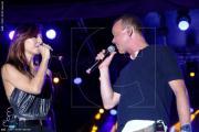 VIDEO - Pienone a Tropea per Gigi D'Alessio e Anna Tatangelo