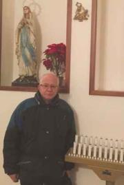 Catanzaro, caccia all'uomo che ha rubato la statua di Padre Pio