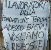 Stato di agitazione per i dipendenti della Fondazione Terina