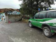 Sequestrata l'isola ecologica di Serra San Bruno