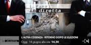 I fatti in diretta - 'L'altra Cosenza - Ritorno dopo le elezioni' -PUNTATA INTEGRALE
