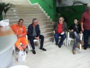 Pizzo, nuova protesta degli operai Eurocoop: bloccata la Statale 18