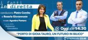 """I Fatti in diretta- """"Porto di Gioia Tauro, gli esuberi non si toccano?"""""""