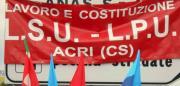Cgil-Cisl-Uil: «Il governo ha dimenticato la vertenza degli Lsu-Lpu calabresi»