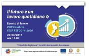 Por 2014-20, Oliverio: 'Garante della costruzione di una nuova Calabria'