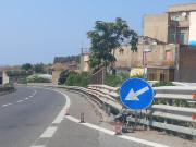 Giunti e barriere in condizioni precarie al Porto di Reggio
