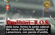 Ndrangheta, i dettagli della cerimonia di conferimento della Santa