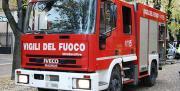 Incendio in un capannone di Belmonte. All'interno rinvenuto corpo carbonizzato