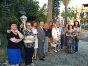 Reggio Calabria, torna a casa il busto di Tripepi
