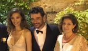 Un pezzo di Calabria alle nozze di Giuseppe Zeno e Margareth Madè