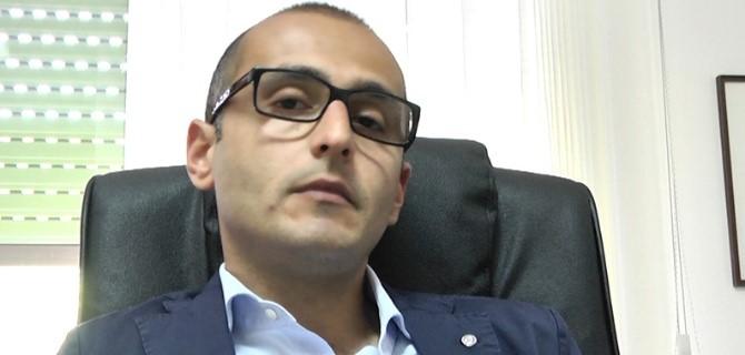 Il sindaco di Orsomarso (CS) Antonio De Caprio